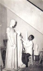 Statue de Saint-Joseph, Saïgon (1963)