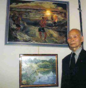 Nguyễn Sao, Paris, 1994